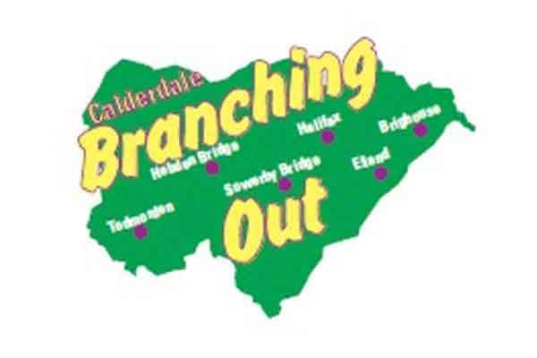 Calderdale in Recovery - Branchingout-Logo